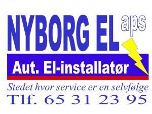 nyborgel logo uden adresse